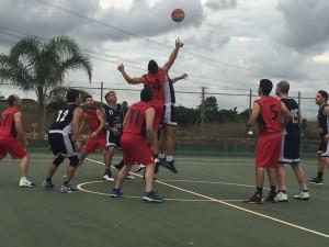 Baloncesto Pedregur vs FBS