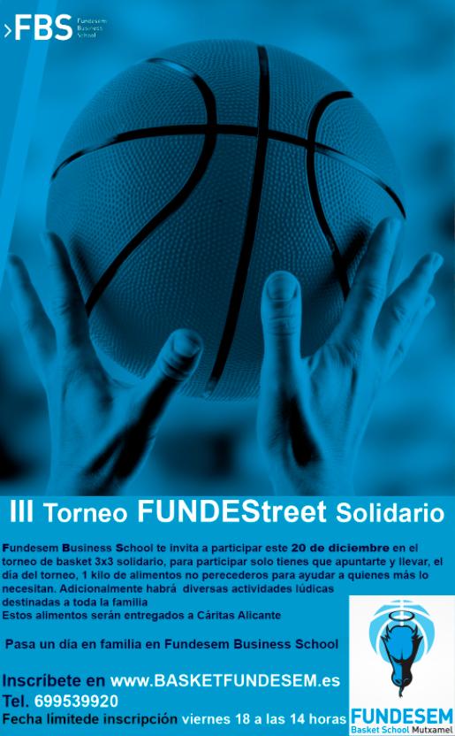 III FUNDEStreet solidario