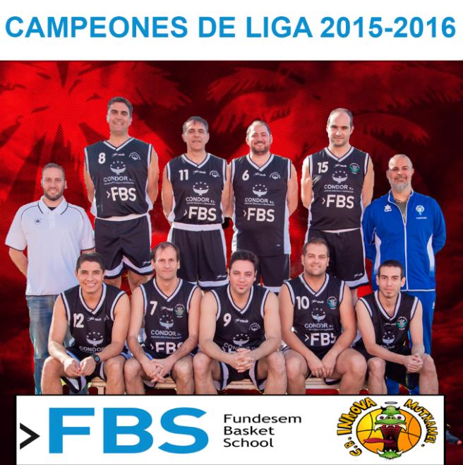 campeones de liga 2015-2016